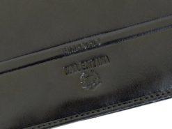Emporio Valentini Man Leather Wallet Black IEEV563PL03-6887