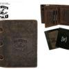 Always Wild Man Unique Leather Wallet-7059