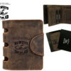 Always Wild Man Unique Leather Wallet-7057