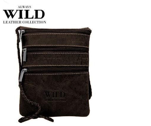 Passport Documents Holder Always Wild Brown-7089