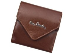 Pierre Cardin Unique Leather wallet small black-7111