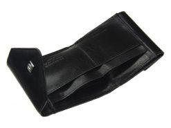 Pierre Cardin Unique Leather wallet small black-7116