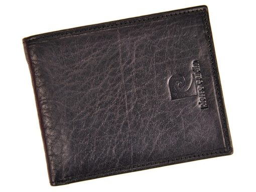 Pierre Cardin Unique Leather Wallet for Men Cognac-7243