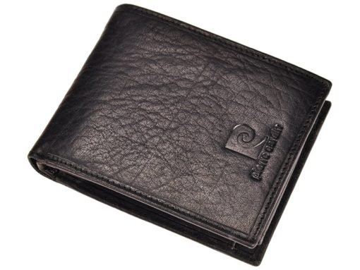 Pierre Cardin Unique Leather Wallet for Men Cognac-7238