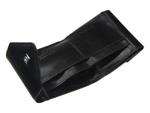 Pierre Cardin Unique Leather wallet small cognac-7251