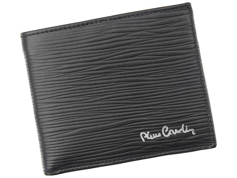 3b28e8b5fbffc Pierre Cardin Man Leather Wallet Black -TILAK10 8824 – Wallets.ie
